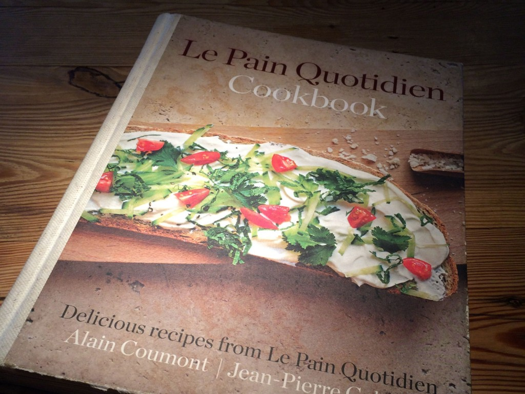 Le Pain Quotidien(ル・パン・コティディアン)のCookbook