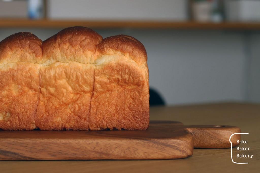 ル・ディマンシュ の食パン