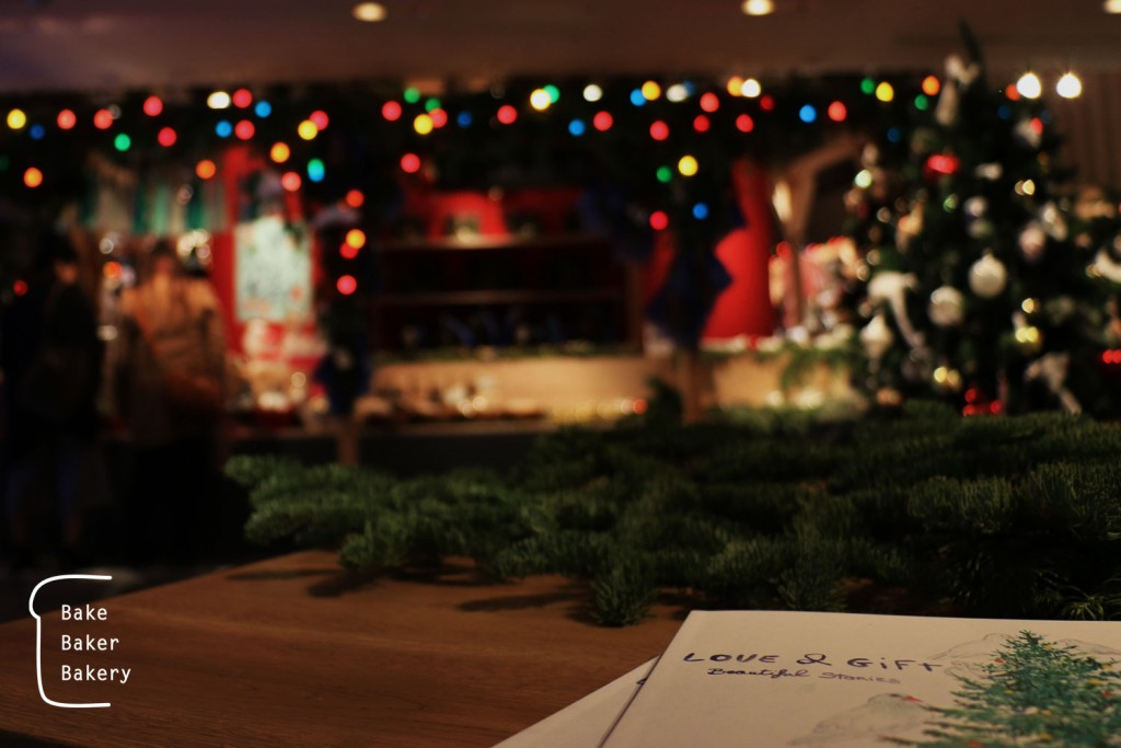 表参道ヒルズのクリスマスマーケット