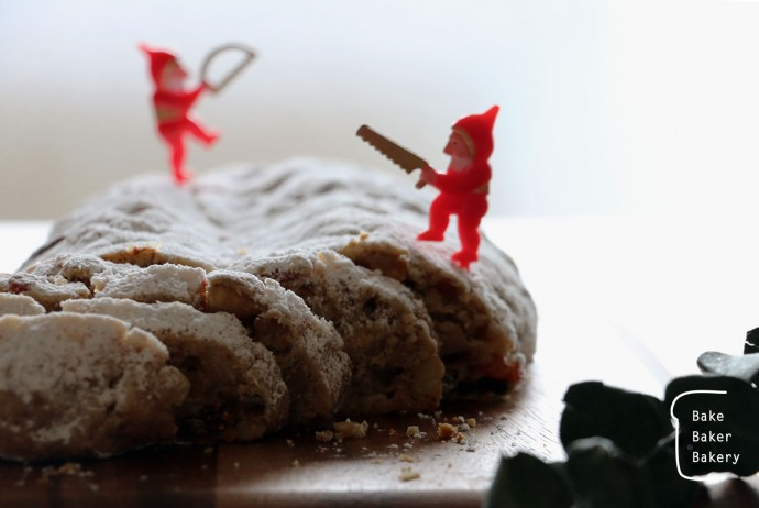 シュトーレン ?シュトレン?ドイツのクリスマスにかかせない伝統焼菓子