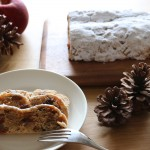 ドイツのクリスマス に欠かせないシュトーレンのレシピ