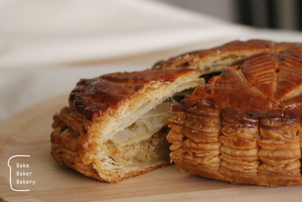 サクサクのパイと香り豊かなダマンド