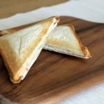 パン好き にオススメしたい、お餅と食パンのコラボレシピ。